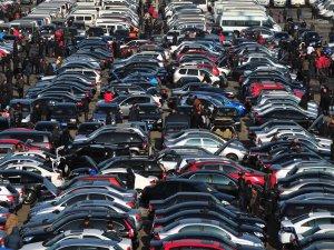 Çin'de otomobil satışında rekor kırıldı