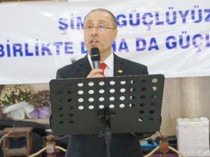 Fevzi Çakmak UND başkanlığına adaylığını açıkladı