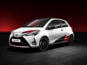 Toyota Yaris'in yeni versiyonundan yüksek performans