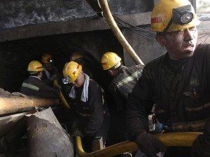 Çin'de kömür madeninde göçük : 9 ölü