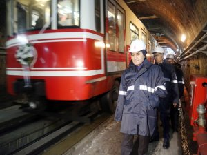 İETT'nin marka değeri, tarihi Karaköy Tüneli'nin 142'inci yılı kutlandı