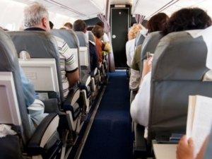 Uçakta kadınlara özel koltuk dönemi