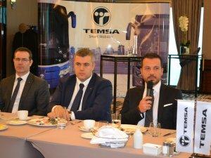 2016'nın lideri TEMSA, 2017'den de umutlu