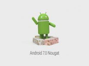 Android 7.0 Nougat alacak Samsung telefonlar!
