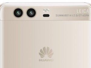 Amiral gemisi Huawei P10 sızdı!