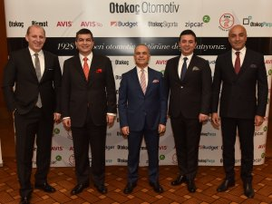 Otokoç'un 2017 hedefi 6,2 milyar tl ciro