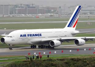 Air France, İstanbul yerine Sofya'ya indi
