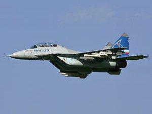 Rusya 4. nesil savaş uçağı MiG-35'i test etti