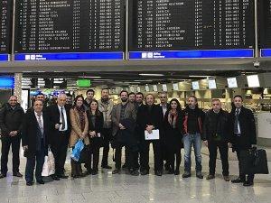 Başarılı KOBİ ve girişimciler Avrupa'ya açıldı