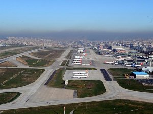 Atatürk Havalimanı'ndan 4 günde 58 kişi ABD'ye gidemedi