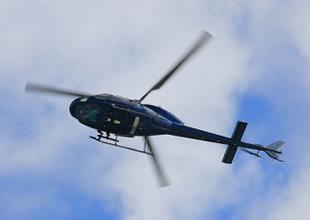 Diyarbakır'da askeri helikopter düştü