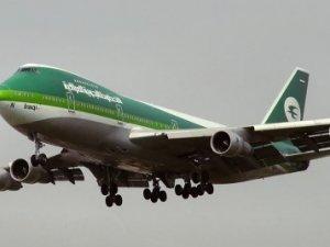 İsveç'ten Irak Havayolları uçuşlarına yasak
