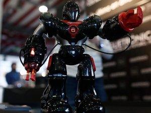 Robotlar Madrid'de görücüye çıktı