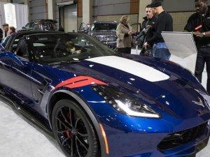 Washington'da Auto Show rüzgarı