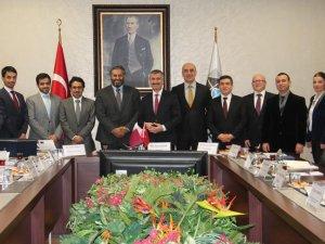 KOSGEB ve Katar Kalkınma Bankası güçlerini birleştirecek