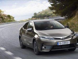 Dünyanın en çok satılan otomobili yine Toyota Corolla