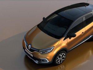 Yeni Renault Captur Cenevre'de görücüye çıkıyor