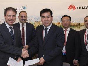 Türk Telekom ve Huawei'den iş birliği