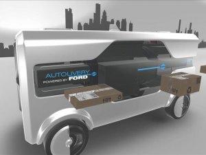 Ford, Dünya Mobil Kongresinde geleceğin teknolojilerini tanıttı