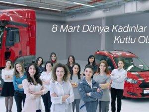 Ford Otosan'dan Kadınlar Günü için dijital kampanya
