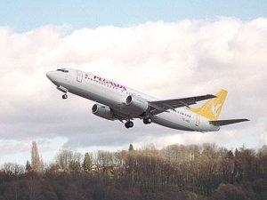 Pegasus, Ankara'daki uçuş ağını genişletiyor