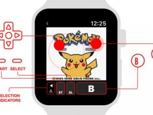 Pokemon Yellow, Apple Watch'ta çalıştı!