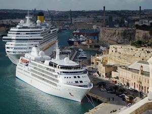 Global Ports Holding'in işlettiği kruvaziyer limanları dünyanın en iyisi seçildi