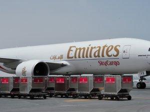 Emirates SkyCargo 2 adet B747-400'ü geri veriyor