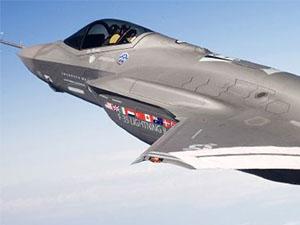 İlk F35 2019'da gelecek