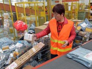 Çin Kargo Sektörü 2017 yılının ilk üç ayında yüzde 27,4 büyüdü
