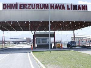 Erzurum Havalimanı da destek kapsamına alındı
