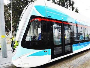 Konak Tramvay Hattı'nda çalışmalar hızlandı