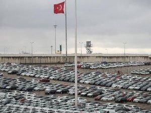 Avrupa otomobil pazarı ilk çeyrekte daraldı