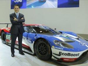 Ford, Autoshow'da GT Race Car rüzgarı estiriyor