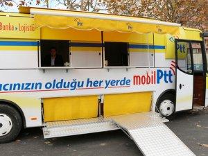 PTT, hizmet ağını mobil araçlarla genişletiyor