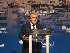 Ahmet Arslan: Kanal İstanbul Projesi'nde finans modelini çalışıyoruz