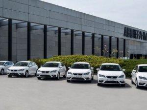 SEAT S.A tek seferde 1750 araç sattı