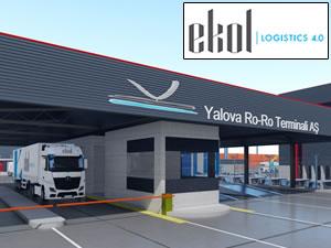 Türkiye'nin en modern deniz kapısı, Yalova Ro-Ro Terminali hizmete giriyor