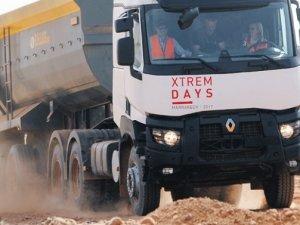 Renault Trucks, K Xtrem kamyonlarını tanıttı