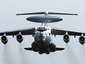 A-100 radar uçağı yeni nesil hedefleri tespit edebilecek