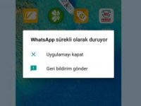 GM 8'de WhatsApp ve Instagram sorunu