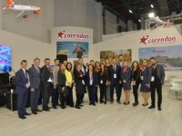 Corendon Airlines, Travel Turkey İzmir Fuarı'nda