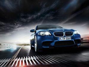 BMW'in Kurşun Geçirmez Araç Testi